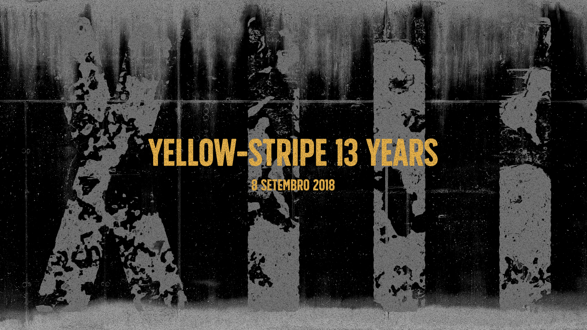 Image of Yellow-Stripe 13 Years